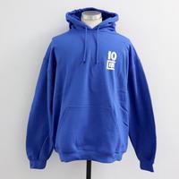 【予約販売受付中】10/6 販売開始 TEN BOX(テンボックス) TENBOX LOGO HOODIE BLUE(N)