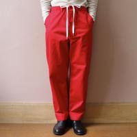 e.sen イーセン thomas  ツイル red【esenss20p01】(N)