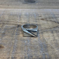 Vintage Sterling Silver Mexican Ring 【F159】(N)