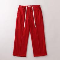 e.sen イーセン tony fleece red【esenfw21p02】(N)