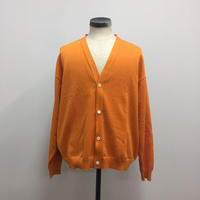 UNITUS(ユナイタス) SS18 Color Block Cardigan Orange【UTSSS18-K02】