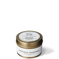 APOTHEKE FRAGRANCE アポテーケ フレグランス TRAVEL TIN CANDLE /Driftwood(N)