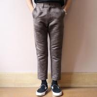 UNITUS(ユナイタス) FW19 Skinny Pant Charcoal【UTSFW19-P07】(N)