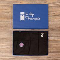 LE SLIP FRANÇAIS(ルスリップフランセ) Boxer Shorts【Black】