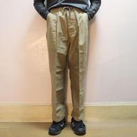 UNITUS(ユナイタス) FW16 WIDE EASY PANTS BEIGE【UTSFW16-P02】