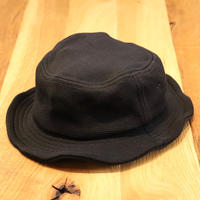 CREPUSCULE クレプスキュール pork pie hat Black【1903-013】(N)