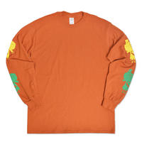 TEN BOX × VIRGIL NORMAL L/S T ORANGE