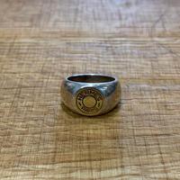 Hermès Vintage(エルメス ヴィンテージ)Stering Silver & 18k Gold Ring【SS19-VH05】(N)