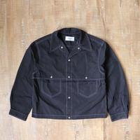 UNITUS(ユナイタス) Short Shirt Jacket  Black【UTSFW20-J07】(N)