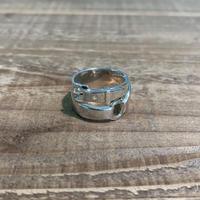 Hermès Vintage(エルメス ヴィンテージ)  Sterling Silver Ring【VH13】(N)