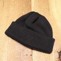 CREPUSCULE クレプスキュール  knit cap 【2001-011】Black(N)
