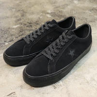CONVERSE CONS ONE STAR PRO OX 166839C  BLACK/BLACK/BLACK(N)