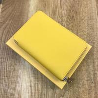 ITTI イッチ WLT-002-D2 CRISTY STUFFING MID WLT/shurunken yellow(N)