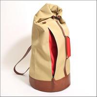 【SALE】LEON FLAM×PARABOOT (レオンフラム×パラブーツ)  Tote Bag/Blue