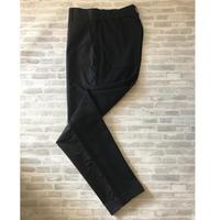 LINE PANTS / BLACK