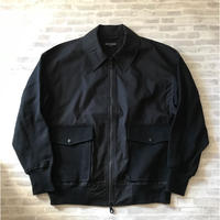 BOMBER JACKET / BLACK