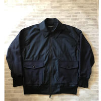 BOMBER JACKET / NAVY
