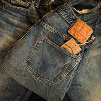 WAREHOUSE&CO. 2ND-HAND 1100(USED WASH)
