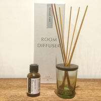 GREEN TEA GLASS ROOM DIFFUSER/グリンティー グラスルームディフューザー