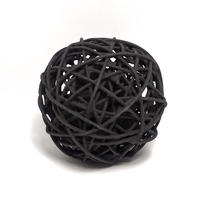 紀州備長炭 炭まりM /Kishu Binchotan-Charcoal Ball M