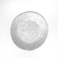 【期間限定作品】牧野広大-ムーンプレート SS-ホワイト/Koudai Makino- Moon plate SS-white