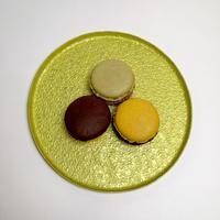 【期間限定作品】牧野広大-ムーントレイ S -イエロー/Koudai Makino- Moon Tray S- yellow