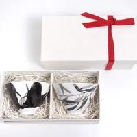 hakuji/白磁用GIFT BOX -S02/小付2pcs用