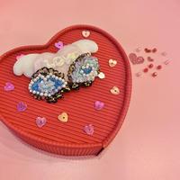 mini heart love-lip