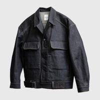DENIM JACKET -TYRANT- .003