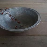 アルミの捏ね鉢