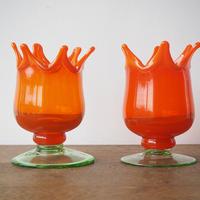 オランダ製チューリップグラスセット