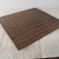 裁ち板の将棋盤