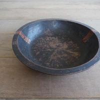 銅板継ぎの捏ね鉢