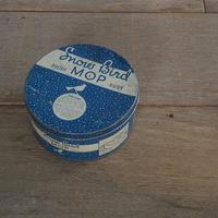 アメリカ製のブリキ缶