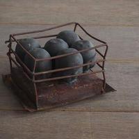 ソフビ人形の銅製モールド