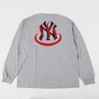New Yorker Logo L/S sleeve-T