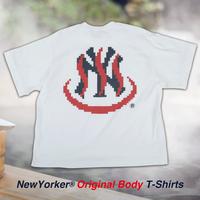 "NewYorker LOGO ""Original Body""T-Shirts"