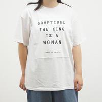 ロゴ貼り付けTシャツ(40229215)
