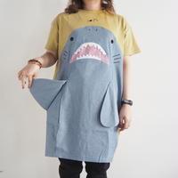 サメ顔ワンピース(41210029)
