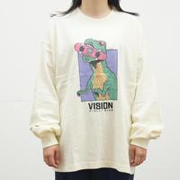 スケボーダイナソーロンT【VISON】(40322503)