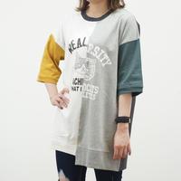 BOXシルエットチュニックTシャツ (40229251)