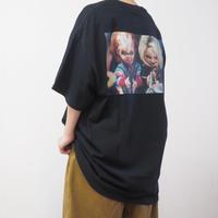チャッキーバックプリントTシャツ[REVO](41229251)