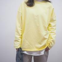 裏毛ピグメント/タイダイスウェット(41129013)【Revo】