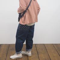 デニムBIGポケットパンツ(41148401)【LIME,INC】
