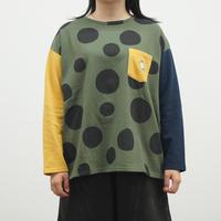 モモンガ刺繍ワイドカットソー(40329327)