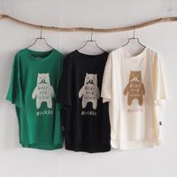 #PokkeくまBIGTシャツ(41128362)[#Pokke]