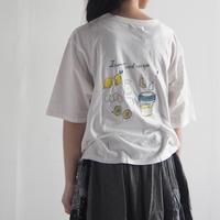 レシピ刺繍Tシャツ(41226245)