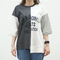 BOXシルエットワイドTシャツ (40229248)