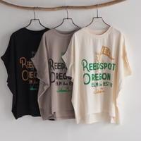 変形BIGTシャツ[LIME,INC](41128802)