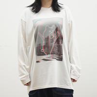 3DクマロングスリーブTシャツ【ScoLarParity】(40327001)